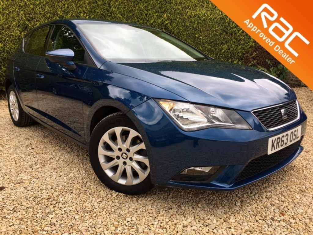 used SEAT Leon TDI SE in ramsden-oxfordshire
