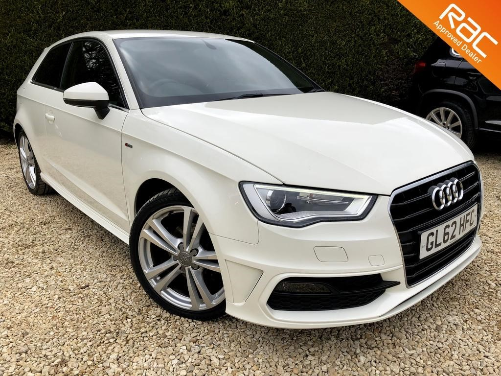 used Audi A3 TFSI S LINE in ramsden-oxfordshire