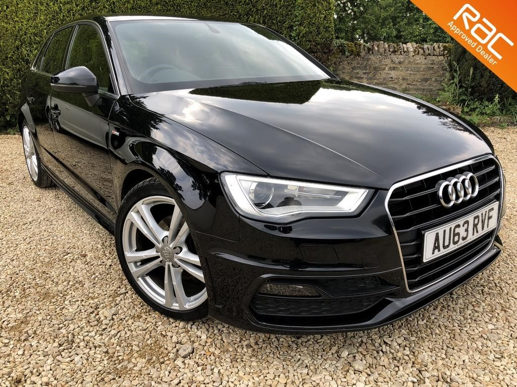 used Audi A3 TDI S LINE in ramsden-oxfordshire