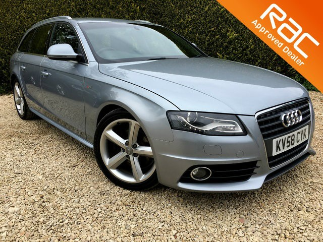 used Audi A4 Avant TDI S Line 5dr in ramsden-oxfordshire