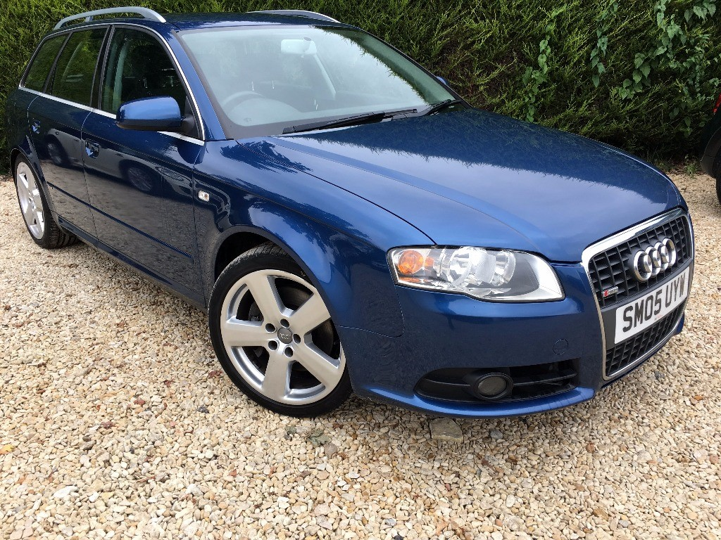 used Audi A4 T FSI S LINE in ramsden-oxfordshire
