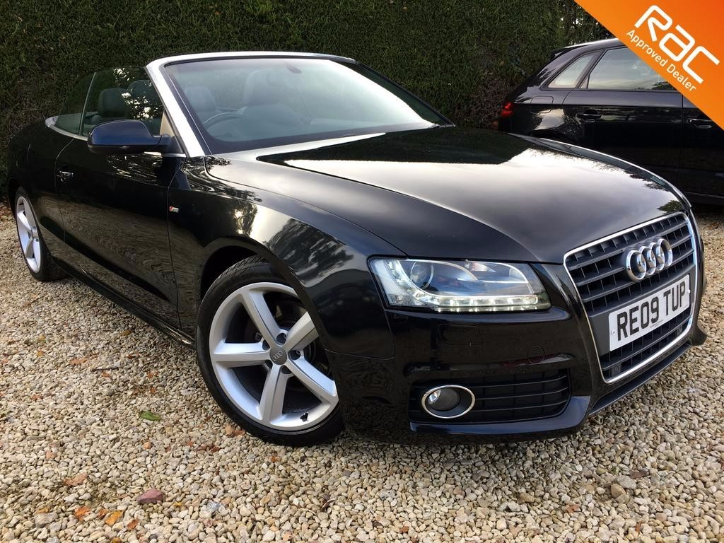 used Audi A5 TFSI S LINE in ramsden-oxfordshire