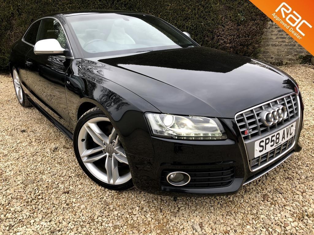 used Audi A5 S5 FSI QUATTRO in ramsden-oxfordshire