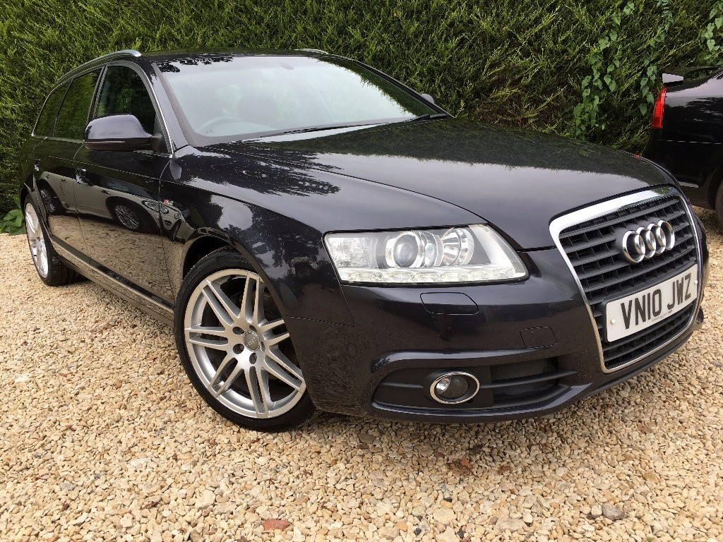 used Audi A6 TDI LE MANS in ramsden-oxfordshire