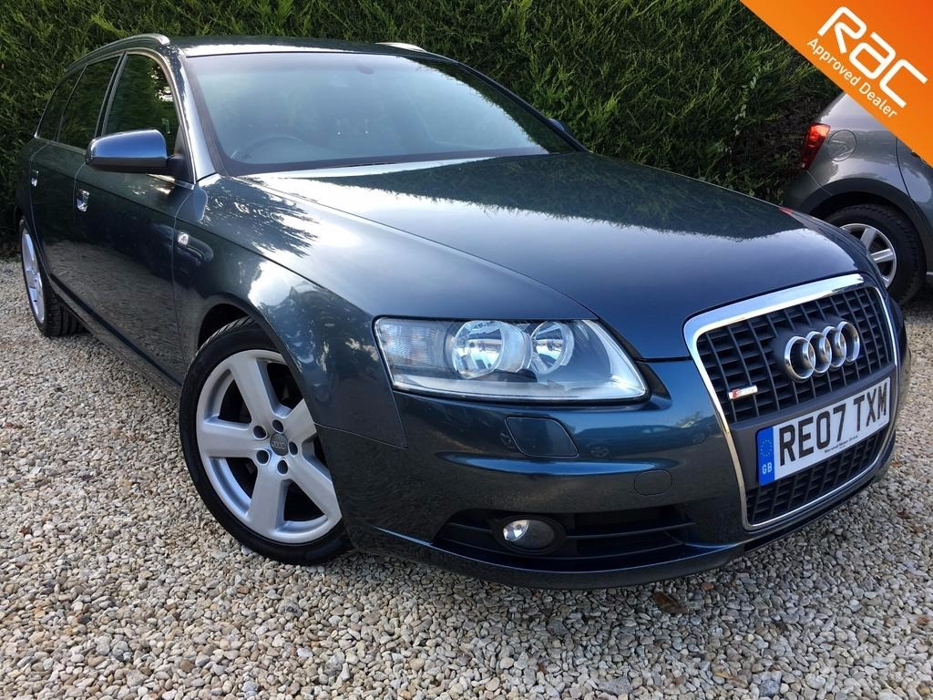 used Audi A6 T FSI S LINE in ramsden-oxfordshire