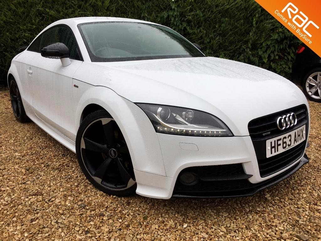 used Audi TT TDI BLACK EDITION in ramsden-oxfordshire