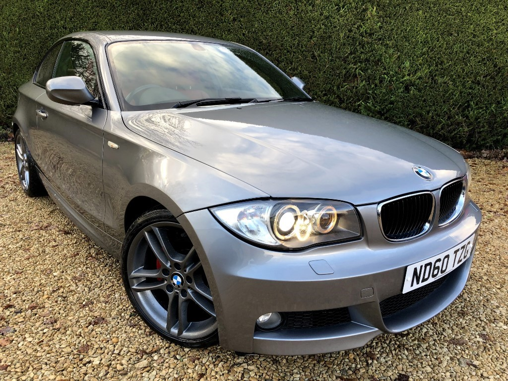 used BMW 118d M SPORT in ramsden-oxfordshire