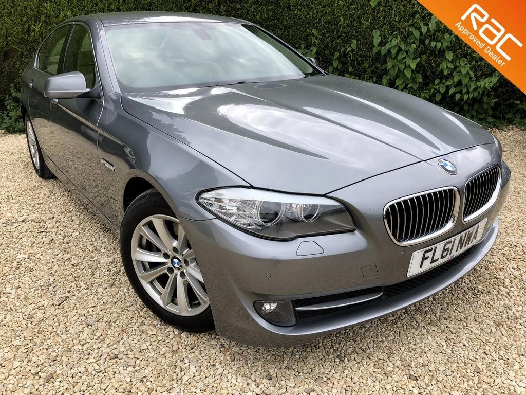 used BMW 520d SE in ramsden-oxfordshire