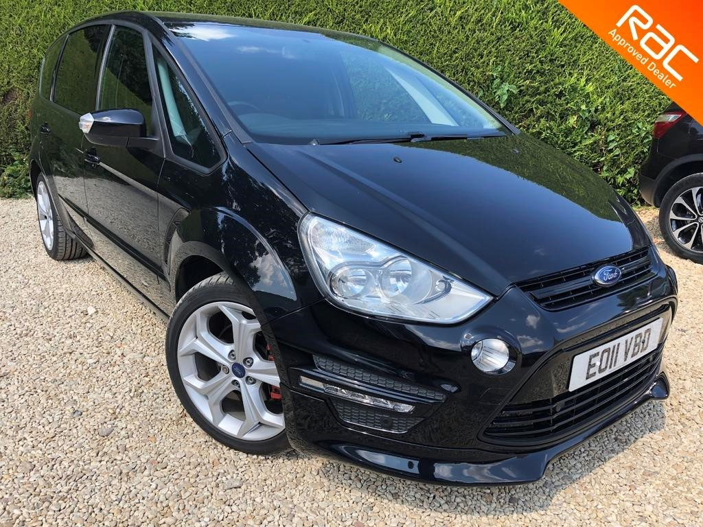 used Ford S-Max ZETEC TDCI in ramsden-oxfordshire