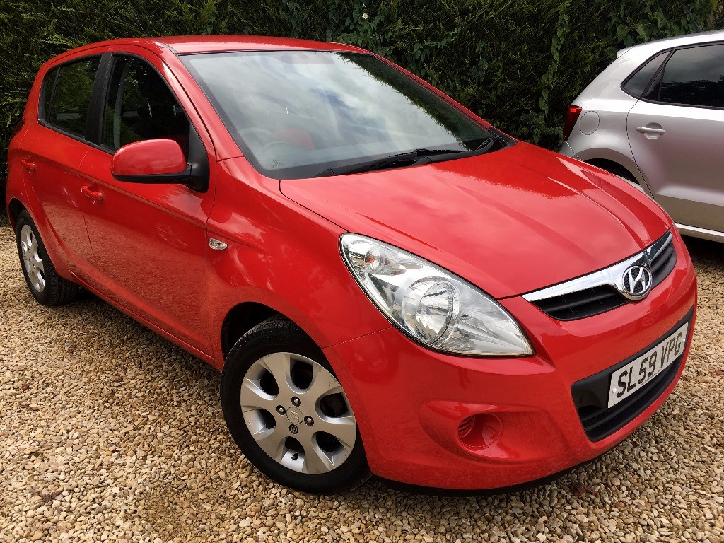 used Hyundai i20 COMFORT in ramsden-oxfordshire