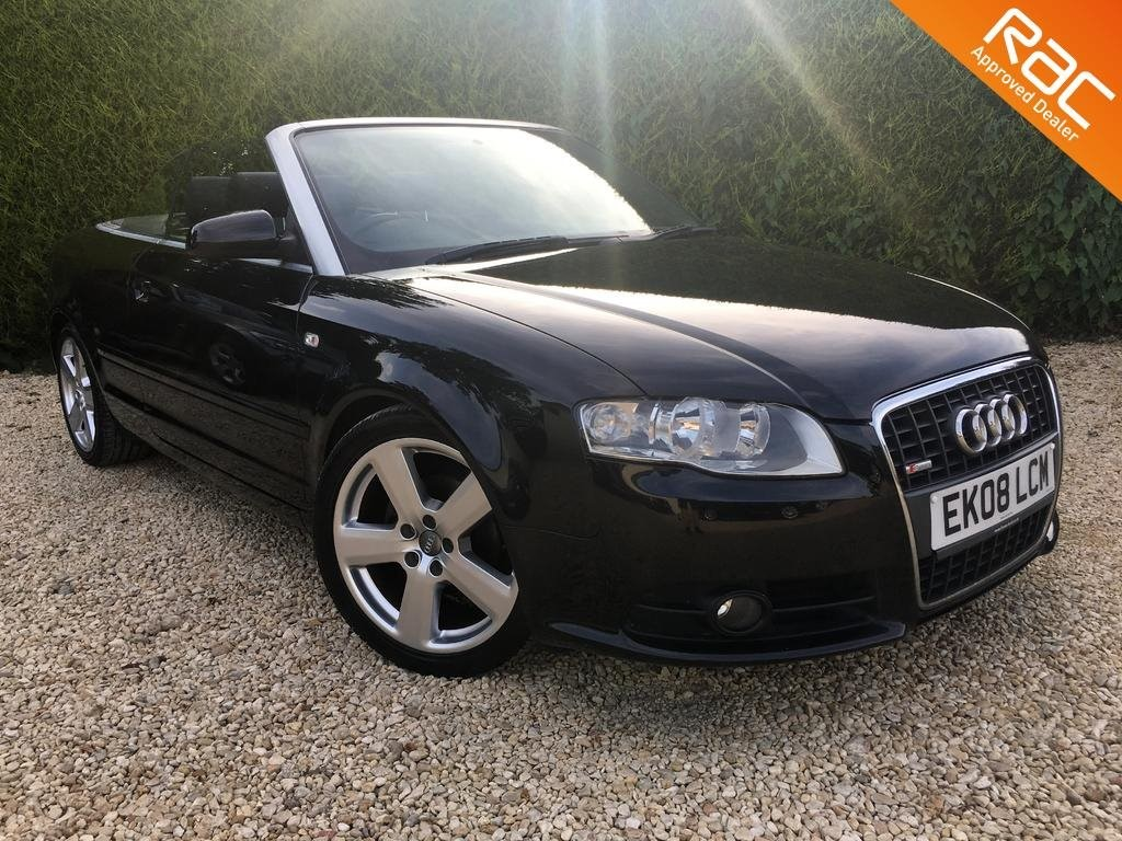 used Audi A4 TDI S LINE in ramsden-oxfordshire