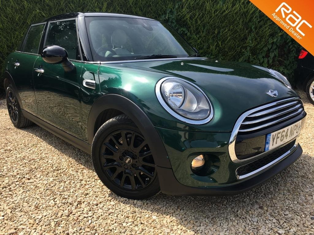 used MINI Cooper  in ramsden-oxfordshire