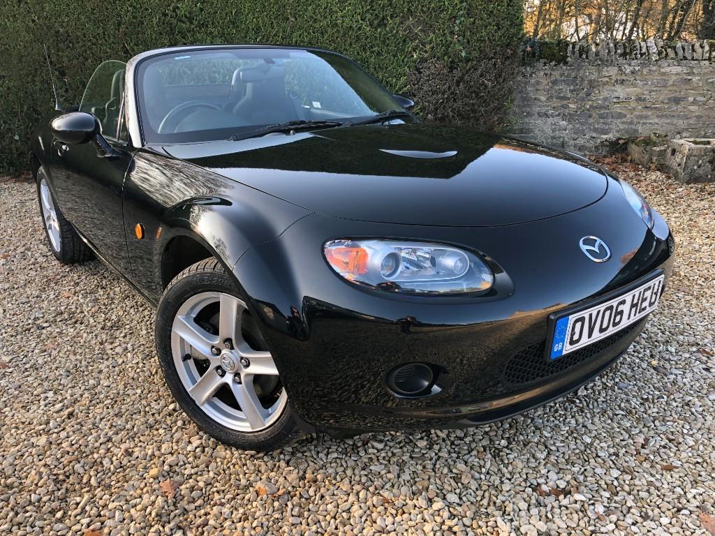 used Mazda MX-5 I in ramsden-oxfordshire