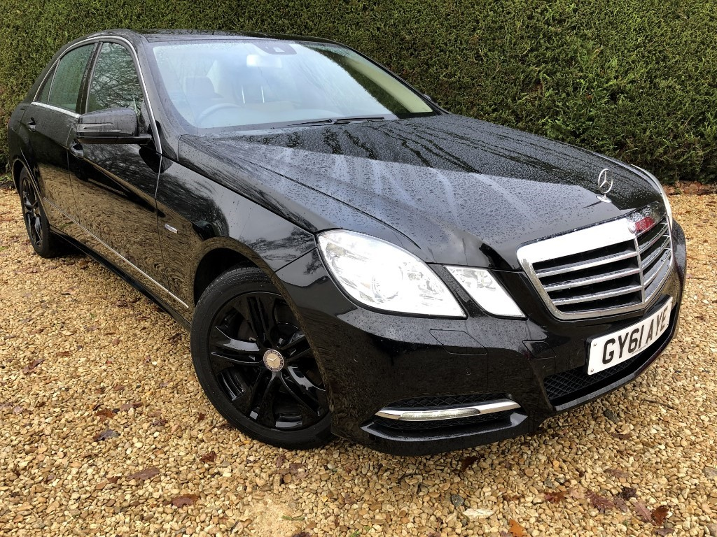 used Mercedes E350 CDI BLUEEFFICIENCY AVANTGARDE ED125 in ramsden-oxfordshire