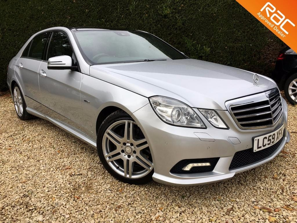 used Mercedes E350 E350 CDI BLUEEFFICIENCY SPORT in ramsden-oxfordshire