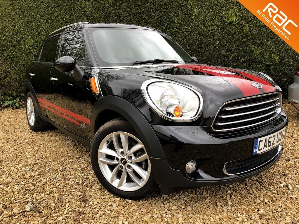 used MINI  COOPER D ALL4 in ramsden-oxfordshire