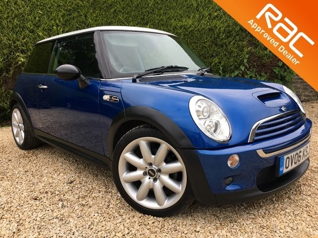 used MINI Cooper S  in ramsden-oxfordshire