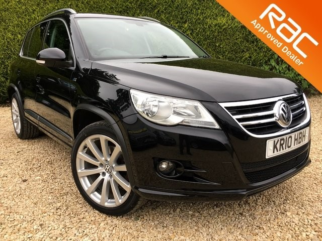 used VW Tiguan R LINE TDI 4MOTION in ramsden-oxfordshire