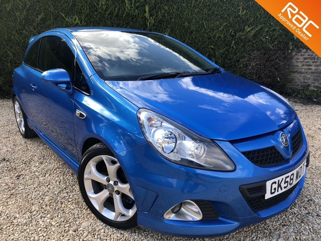 used Vauxhall Corsa VXR in ramsden-oxfordshire