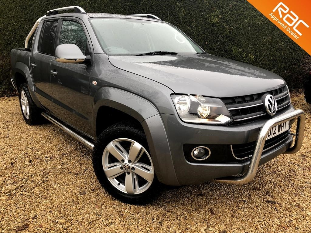used VW Amarok DC TDI HIGHLINE 4MOTION in ramsden-oxfordshire