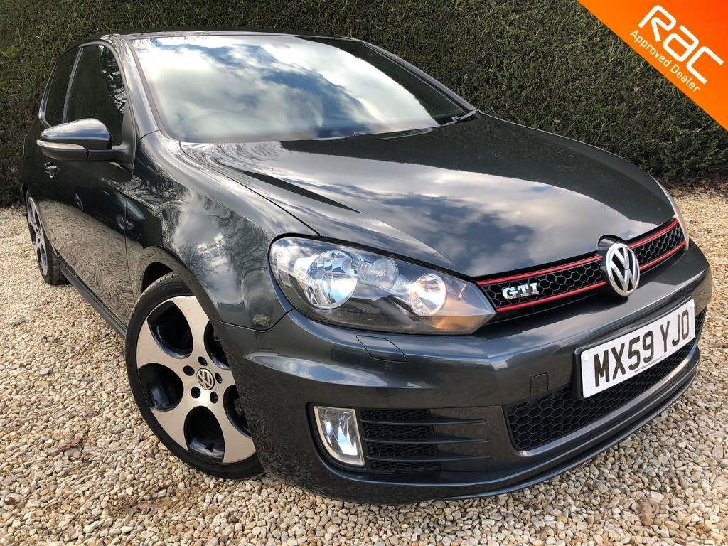used VW Golf GTI DSG in ramsden-oxfordshire