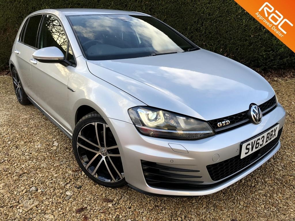 used VW Golf GTD in ramsden-oxfordshire