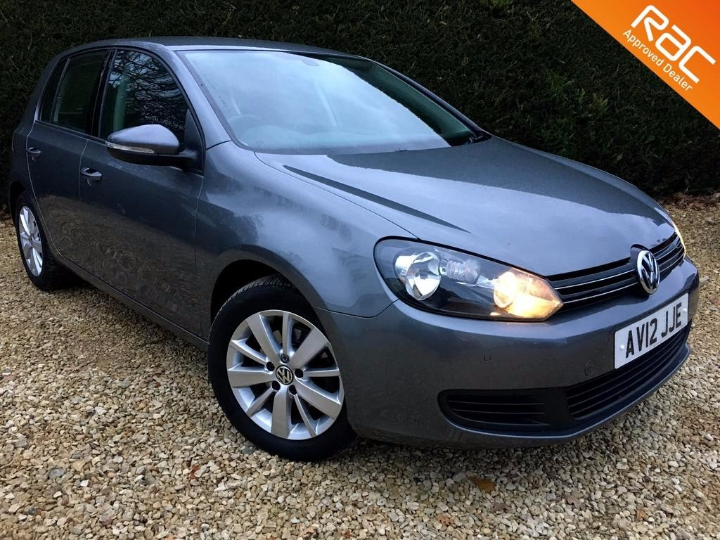 used VW Golf MATCH TDI BLUEMOTION TECHNOLOGY in ramsden-oxfordshire