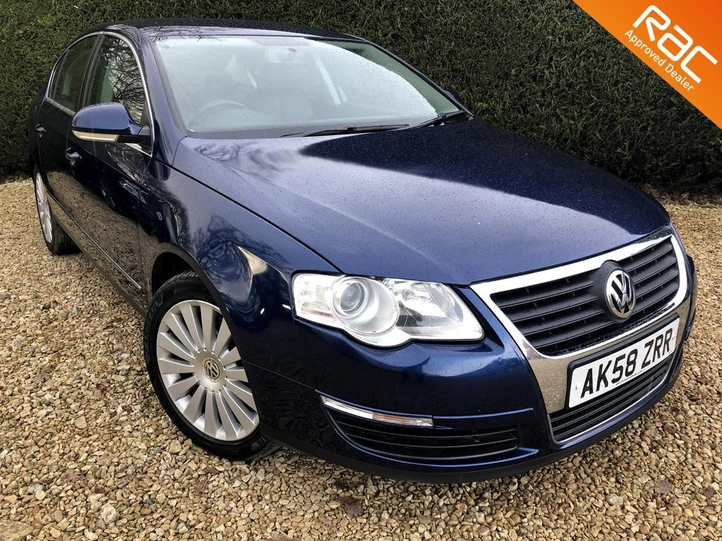 used VW Passat HIGHLINE TDI in ramsden-oxfordshire