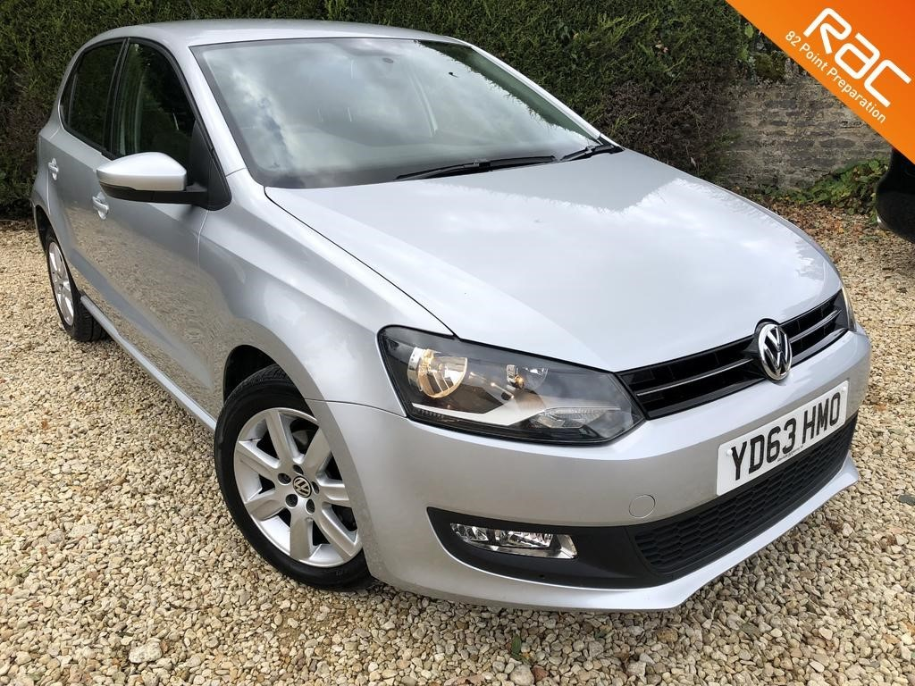 used VW Polo MATCH EDITION in ramsden-oxfordshire