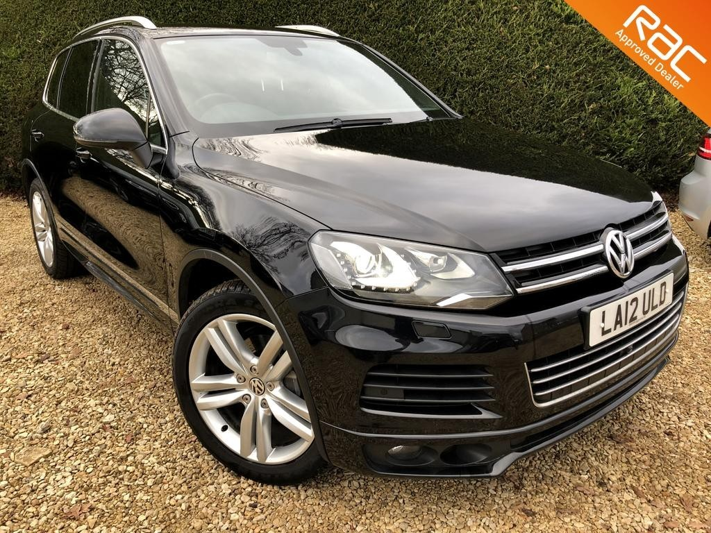 used VW Touareg V6 ALTITUDE TDI BLUEMOTION TECHNOLOGY in ramsden-oxfordshire