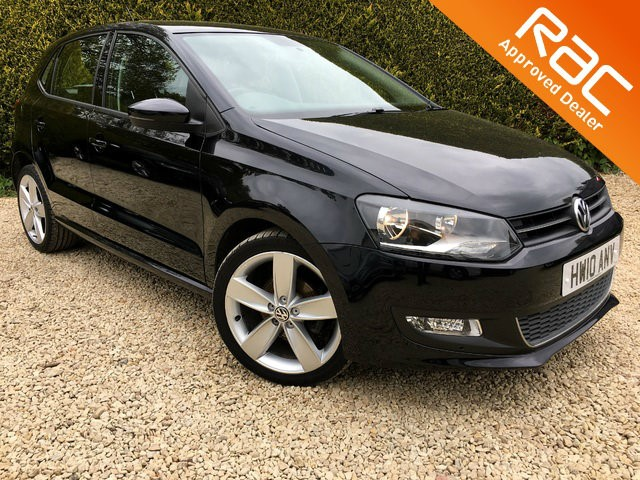 used VW Polo TSI SEL 5dr in ramsden-oxfordshire