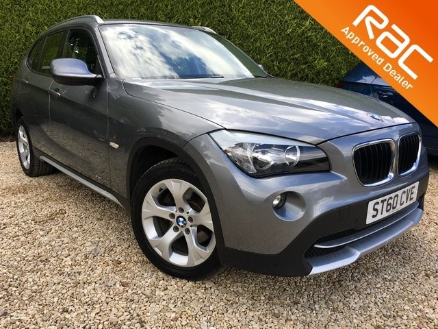used BMW X1 XDRIVE20D SE in ramsden-oxfordshire