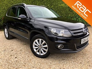 VW Tiguan for sale
