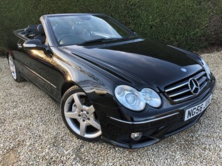 Mercedes CLK280 for sale