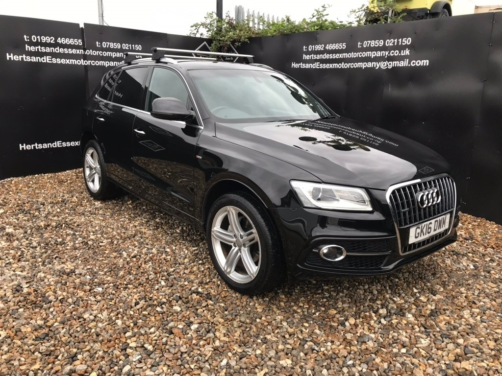 Audi Q5 | Herts And Essex Motor Company | Essex