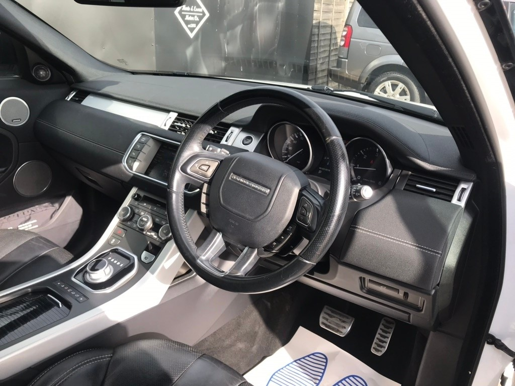 Land Rover Range Rover Evoque | Herts And Essex Motor