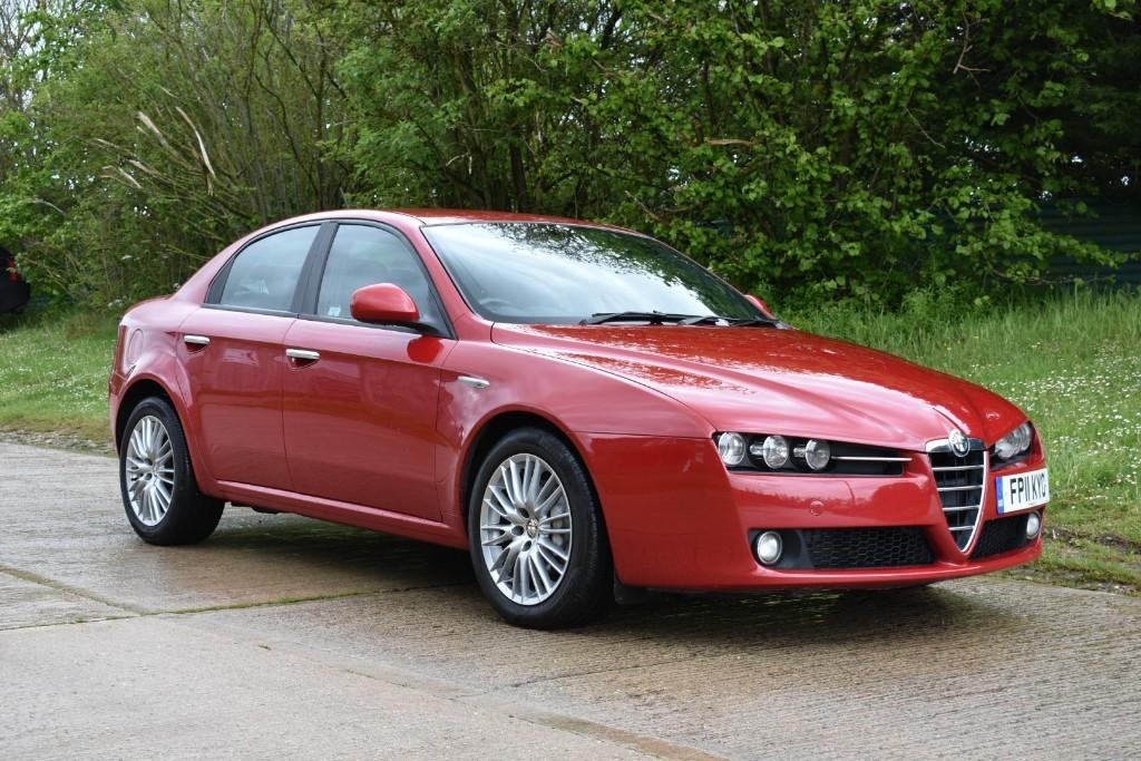 used Alfa Romeo 159 JTDM 16V LUSSO in Berkshire