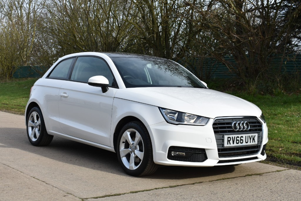 used Audi A1 TFSI SPORT in Berkshire