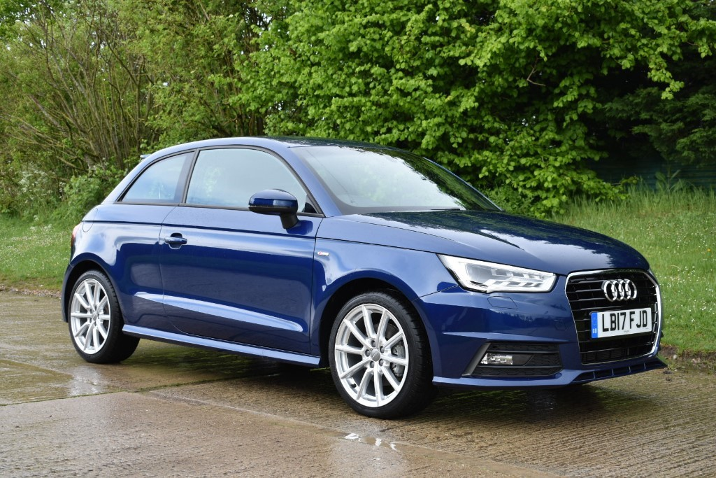 used Audi A1 TFSI S LINE in Berkshire