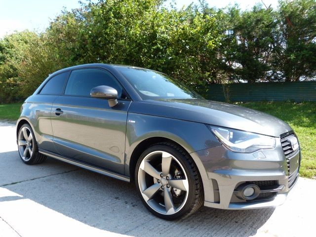 used Audi A1 TFSI S LINE BLACK EDITION in Berkshire