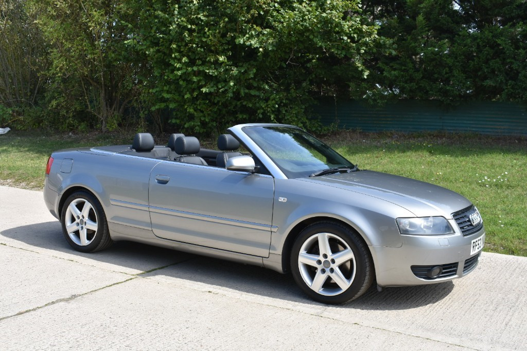 used Audi A4 QUATTRO SPORT in Berkshire