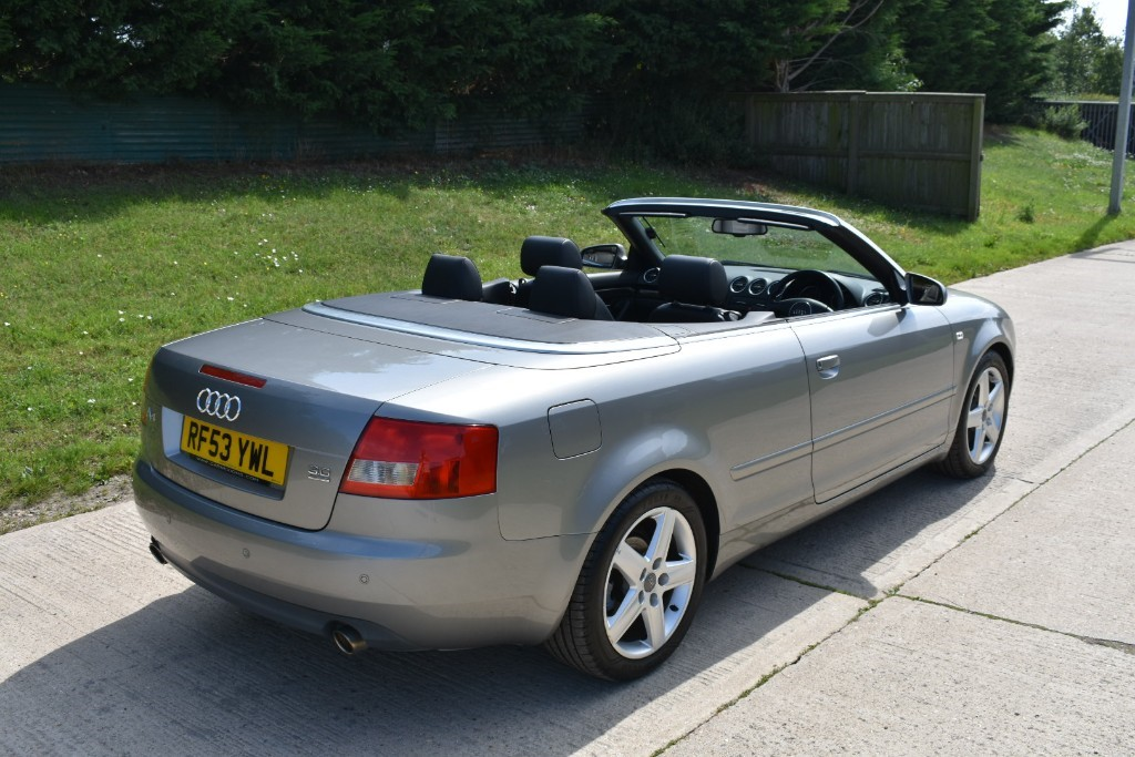 Used Audi A4 For Sale Berkshire
