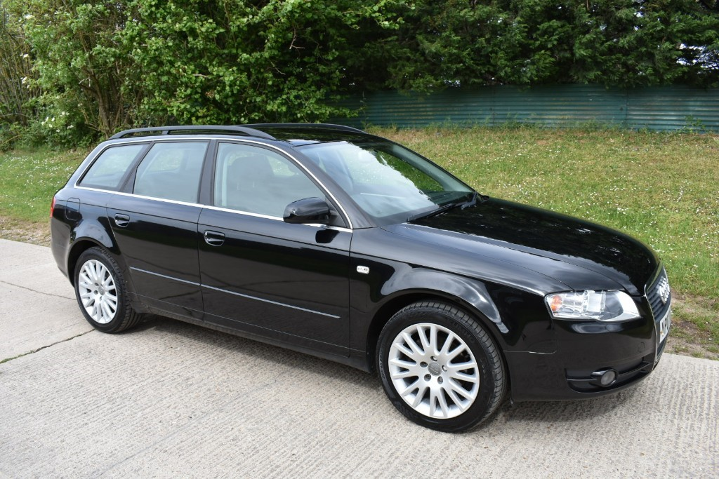 used Audi A4 TDI SE TDV in Berkshire