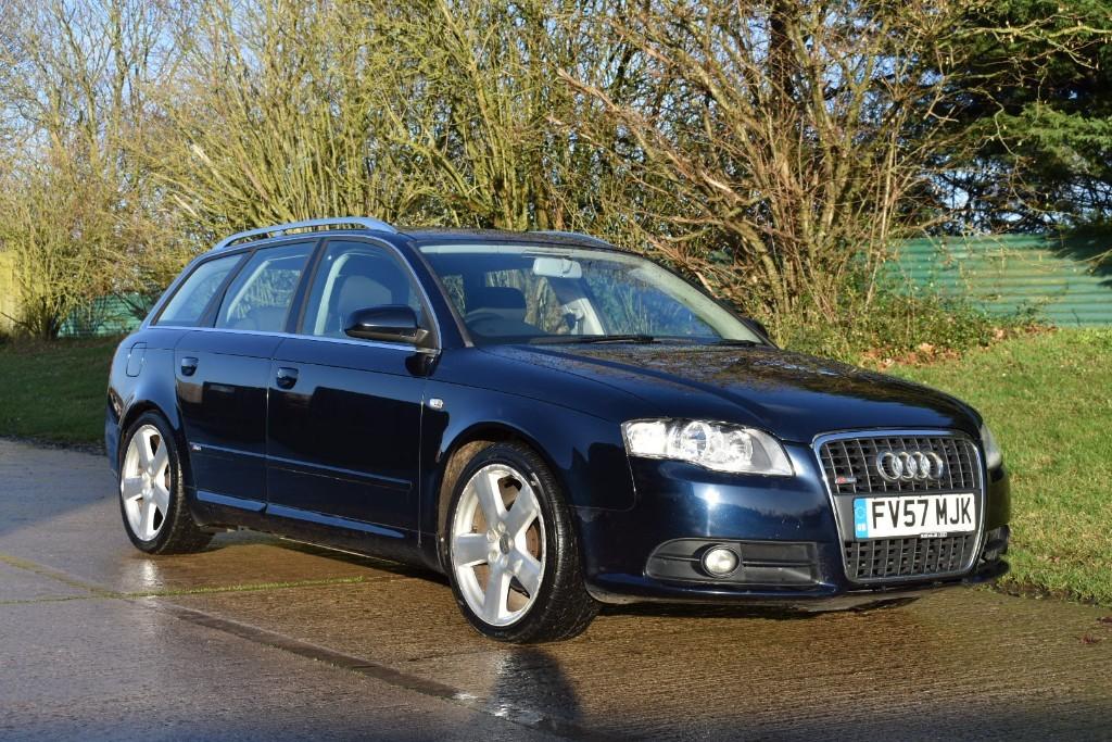 used Audi A4 TDI S LINE TDV in Berkshire