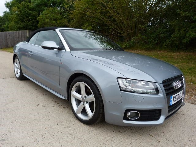 used Audi A5 TDI S LINE in Berkshire