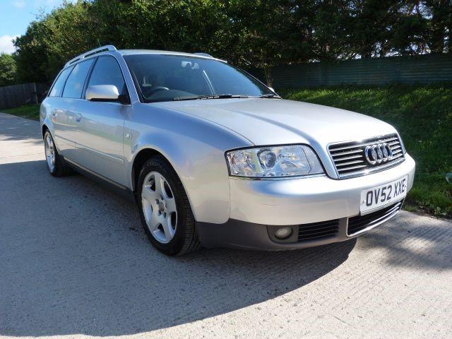 used Audi A6 Avant SE in Berkshire