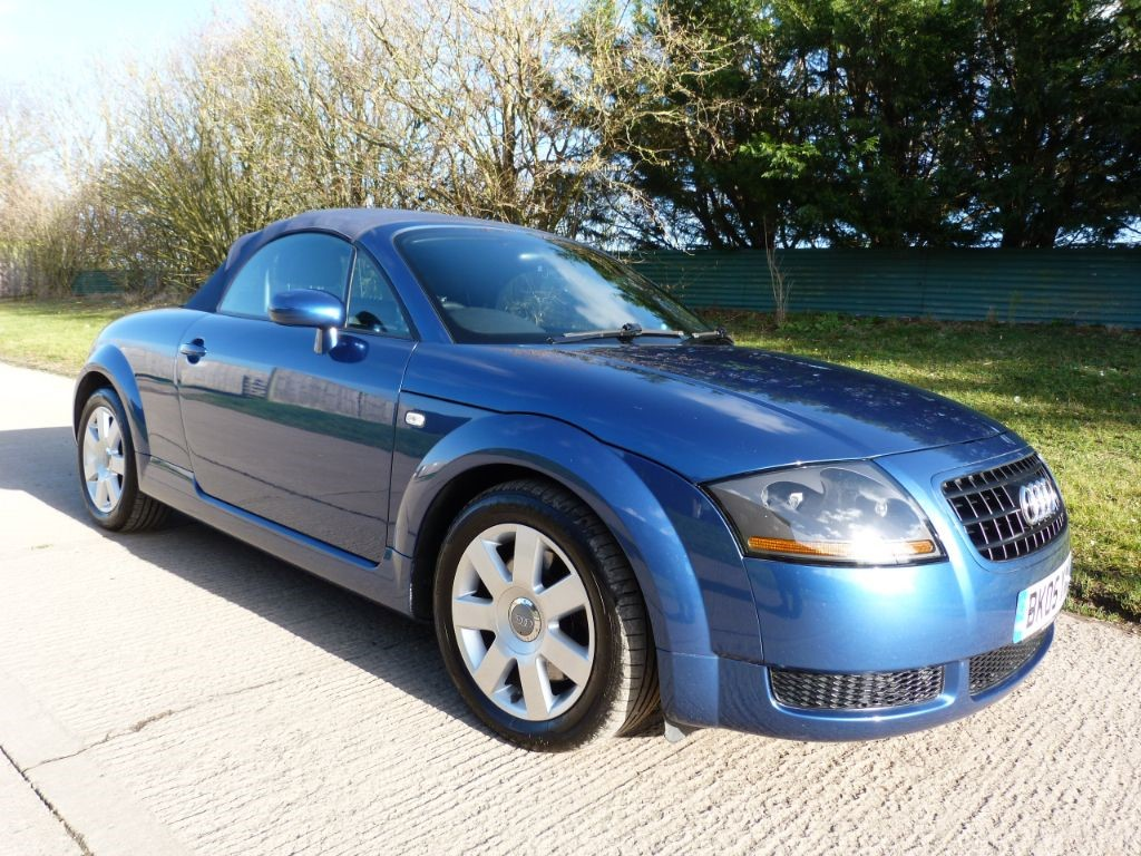 used Audi TT ROADSTER in Berkshire