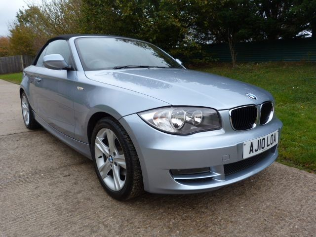 used BMW 120d M SPORT in Berkshire
