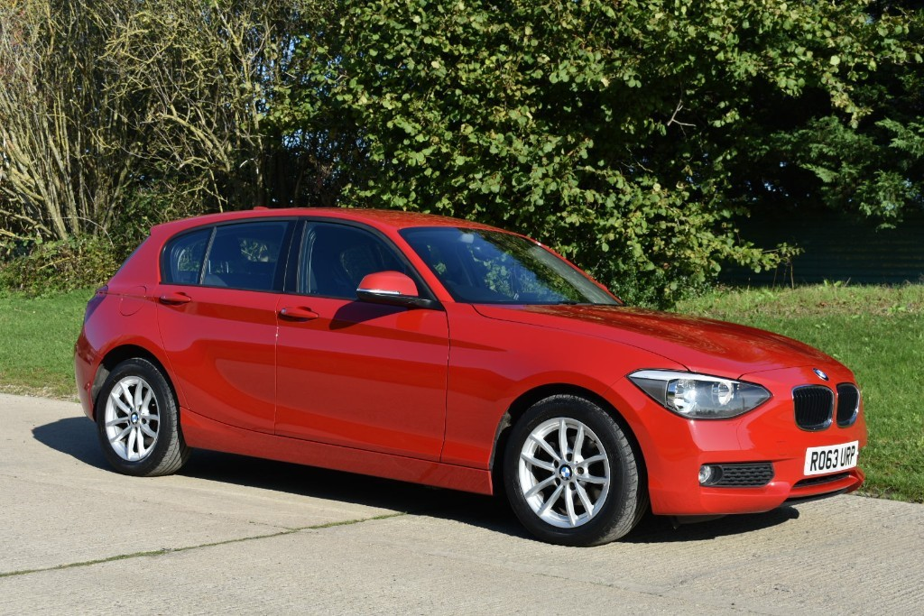 used BMW 116i SE in Berkshire