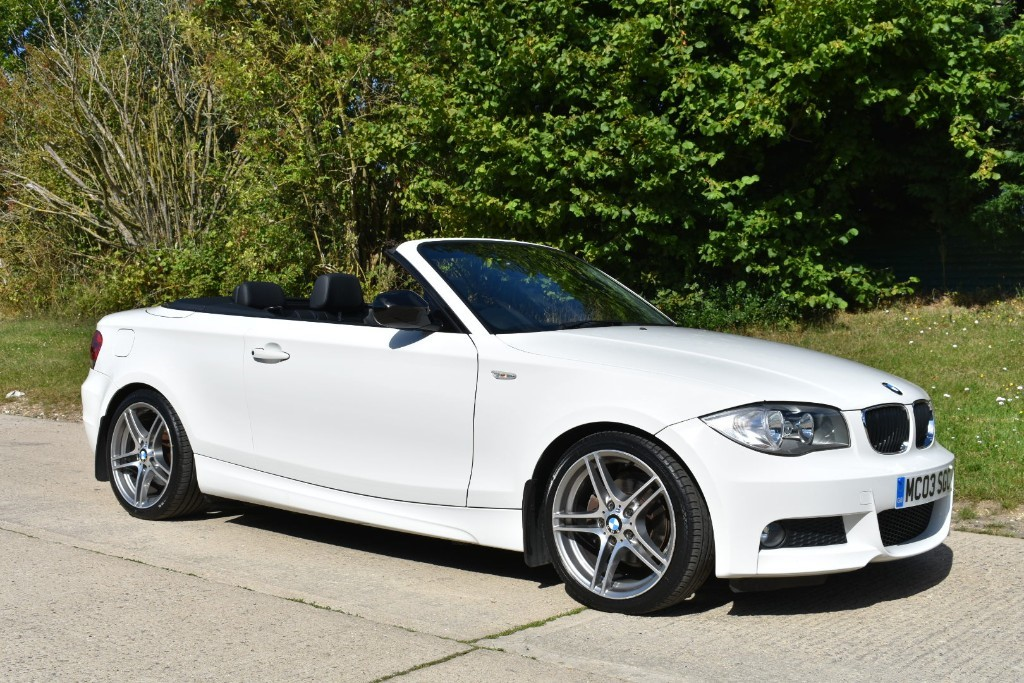 used BMW 118d SPORT PLUS EDITION in Berkshire